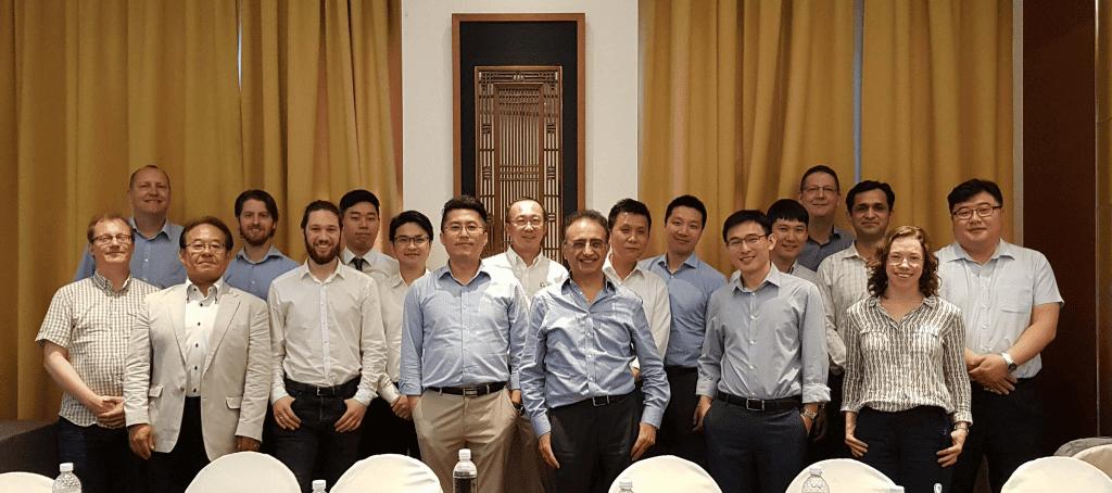 SANE Asia distributor meeting.