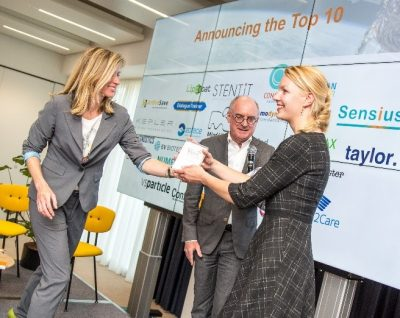 awards in the Academic Startup Competition